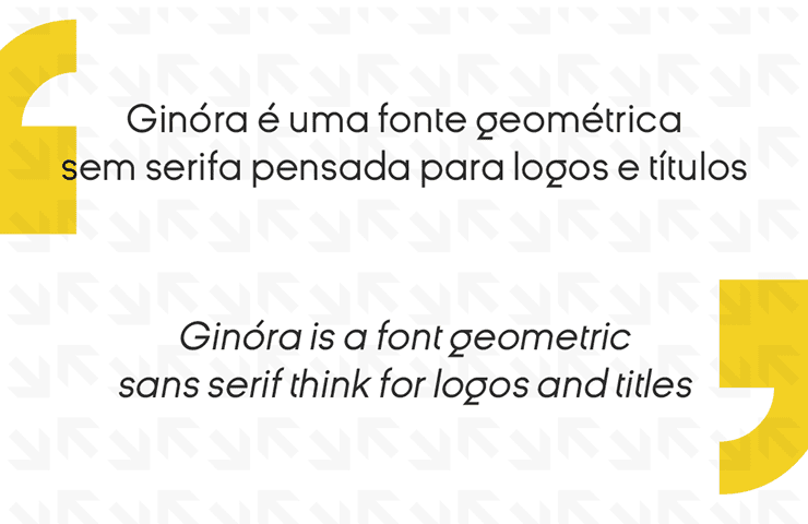 Ginóra Sans Family Font Free Download