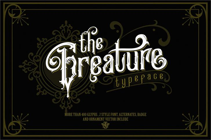Greature Free Font Download