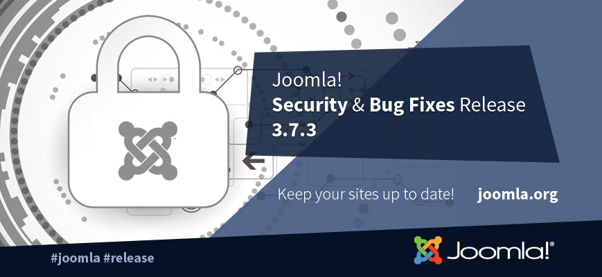 Joomla 3.7.3