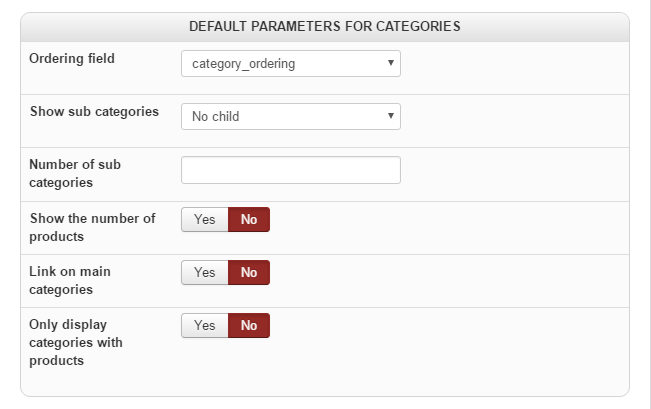 display_parameters-for-categories