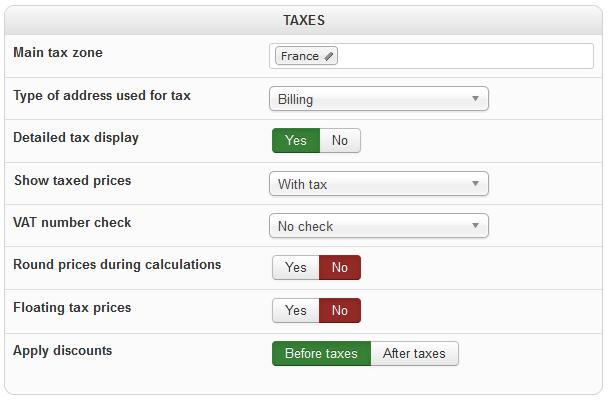 main_taxes