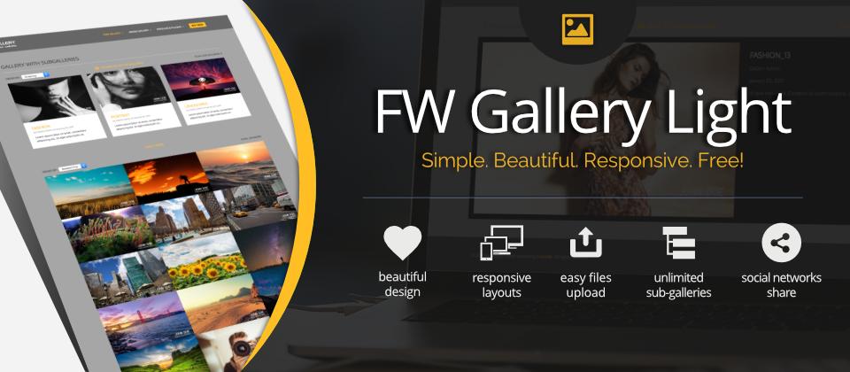 8 best free joomla photo gallery extension 2018 engine for Best online drawing websites