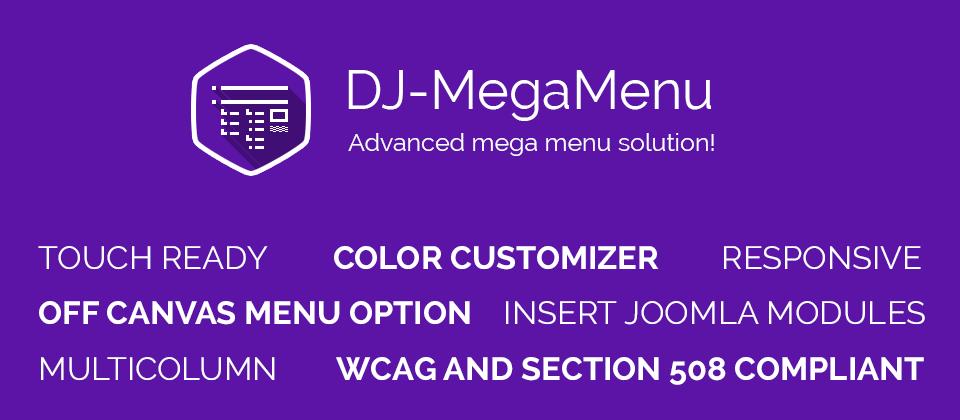 DJ-MegaMenu