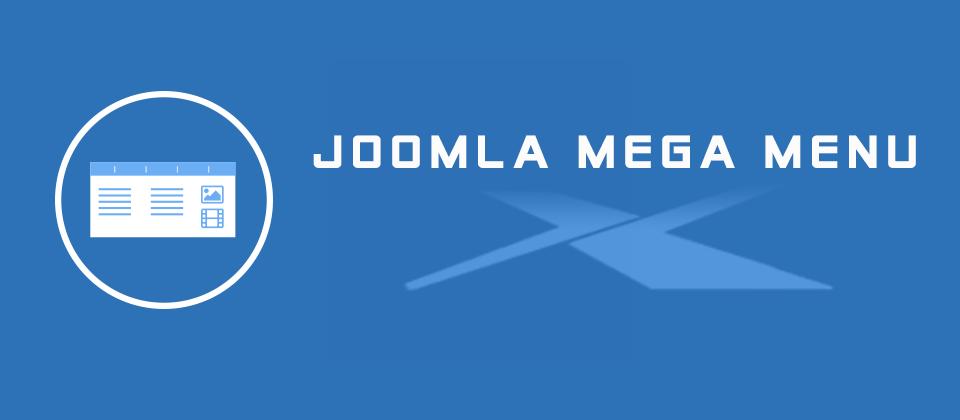 JUX Mega Menu Joomla Menu System Extensions