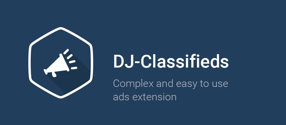 DJ-Classifieds Joomla classified ads extension