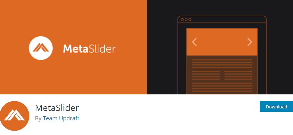 MetaSlider best WordPress silder plugin