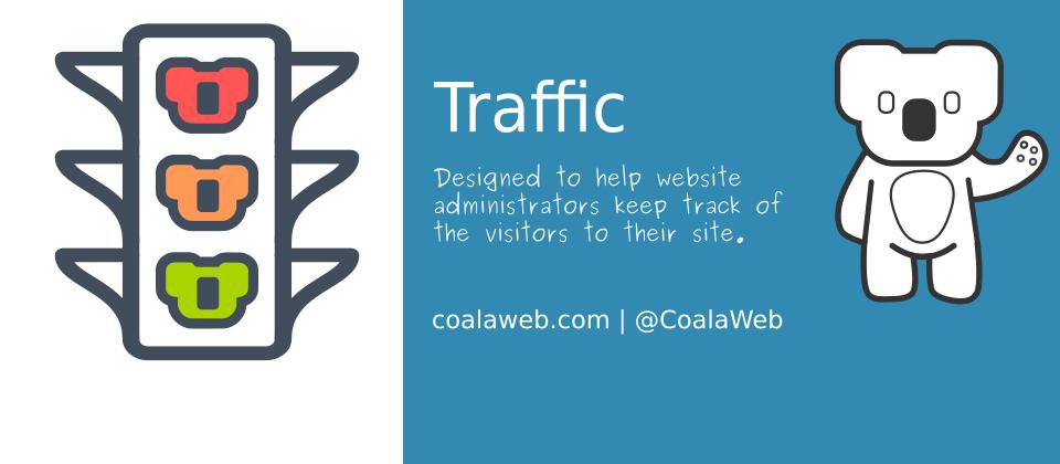 CoalaWeb Traffic