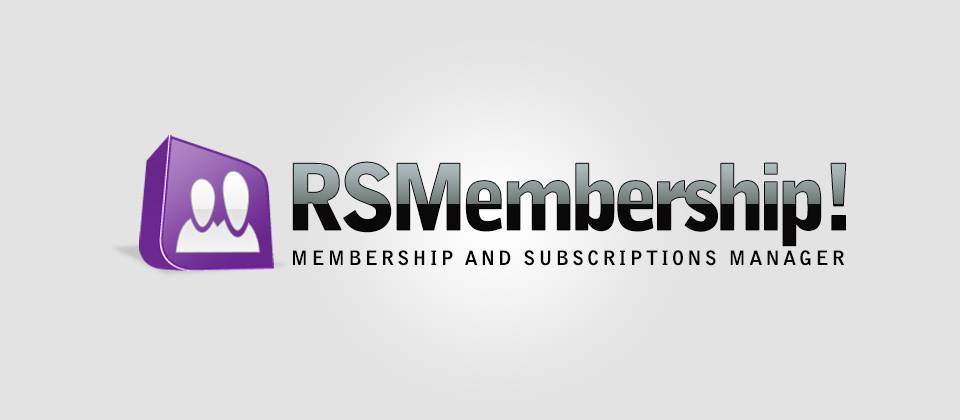 RSMembership! Best Joomla Membership Extension
