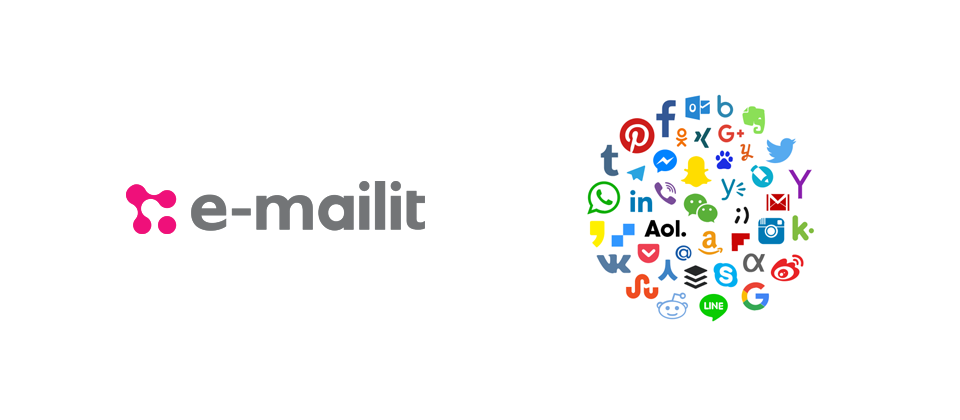 Share Buttons by E-MAILiT joomla social share extension