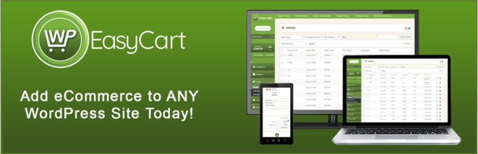 Shopping Cart & eCommerce Store best WordPress e-commerce plugin