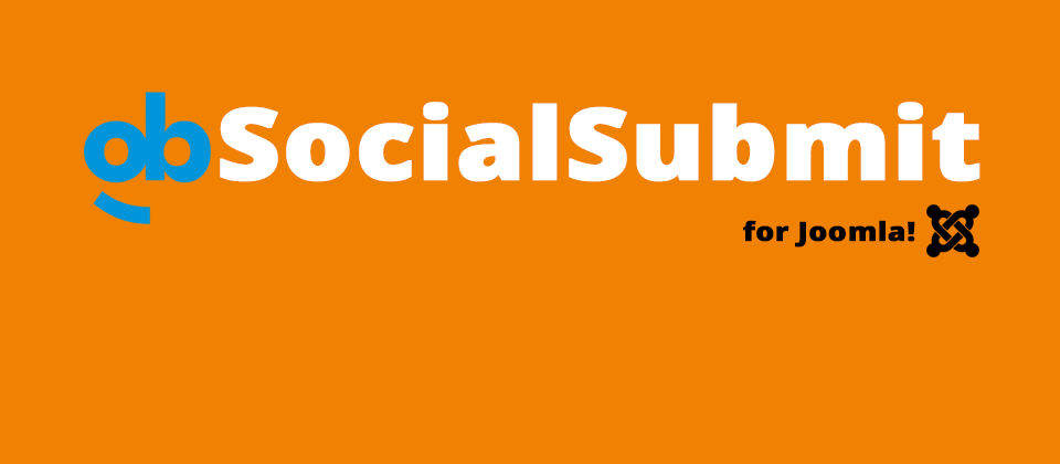 obSocialSubmit joomla social share extension