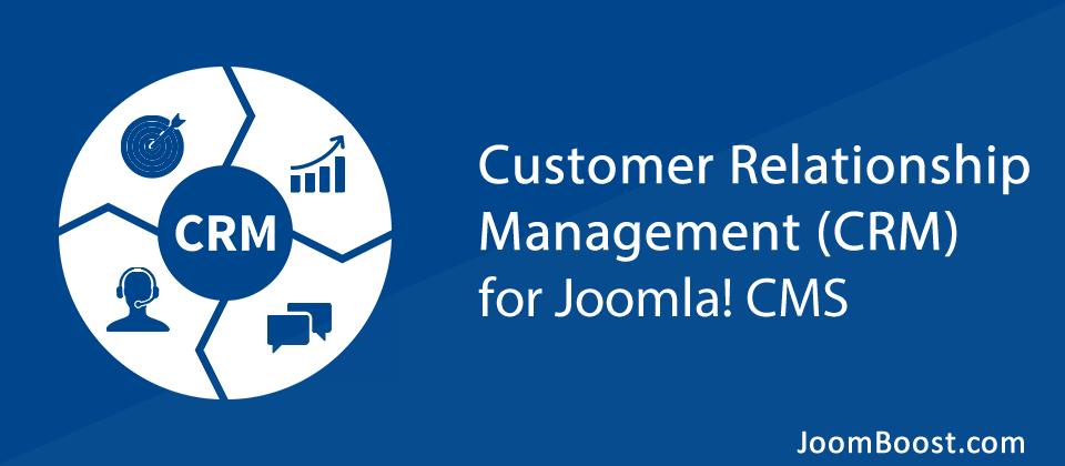 JoomCRM extension
