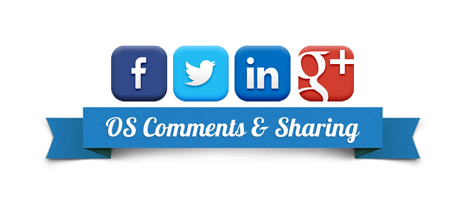 Social Comments and Sharing for Joomla