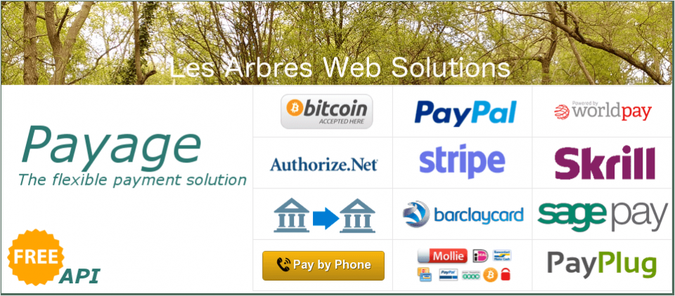 Payage joomla payment systems extension
