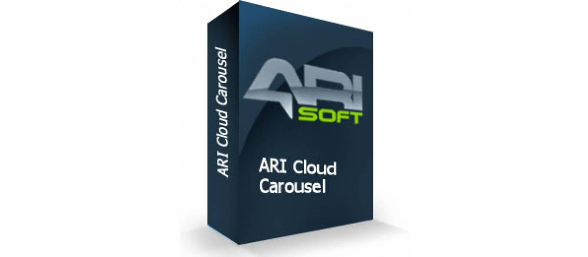 ARI Cloud Carousel joomla extension
