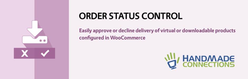 HandMade-WooCommerce-Order-Status-Control