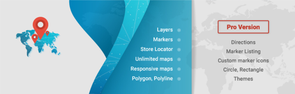 10Web Google Maps – Google Maps builder Plugin