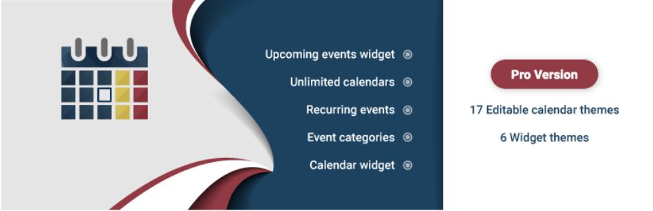 Calendar by WD – Responsive Event Calendar