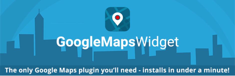 Google Maps Widget – Best Google Maps Plugin
