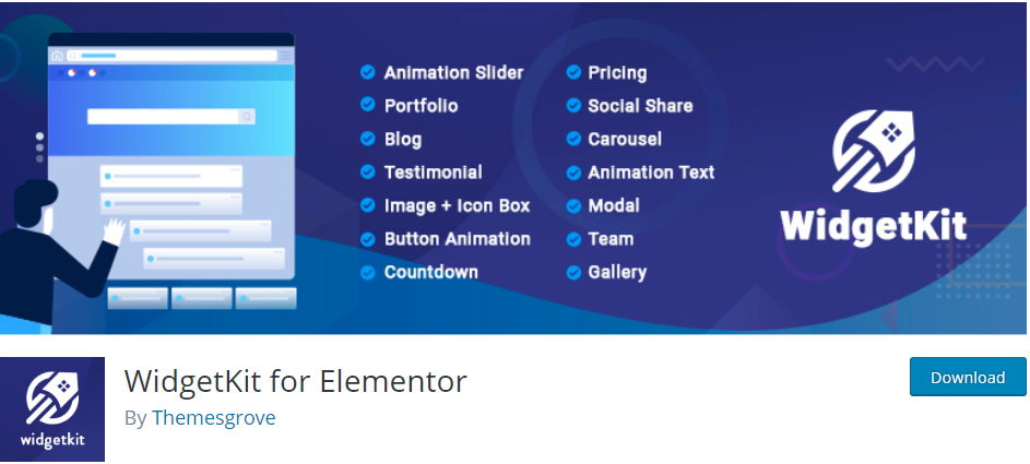 Top 8 Free WordPress Elementor Addon plugin in 2019 - Engine Templates