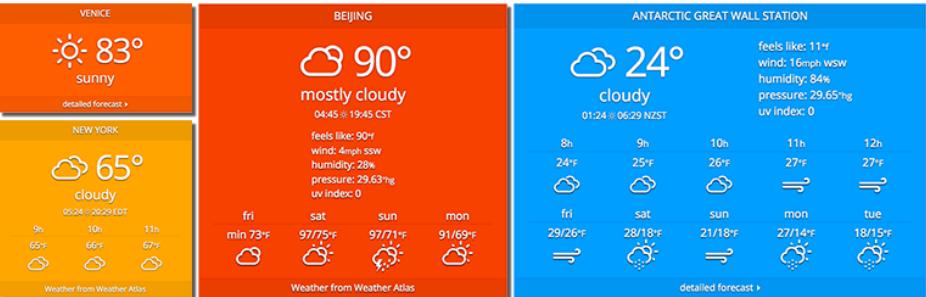 Weather-Atlas-Widget