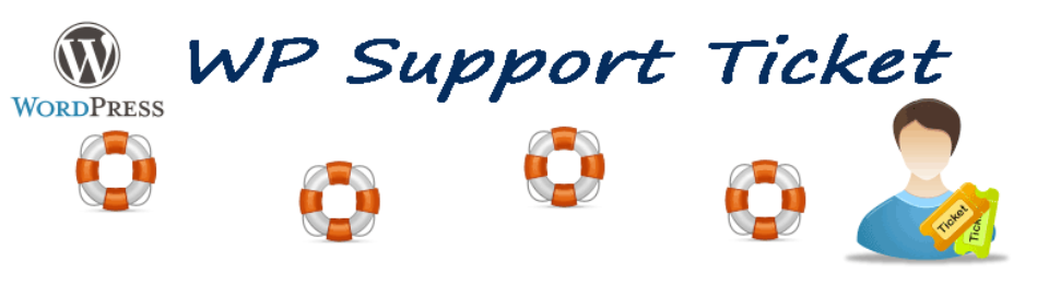 WP Support Ticket
