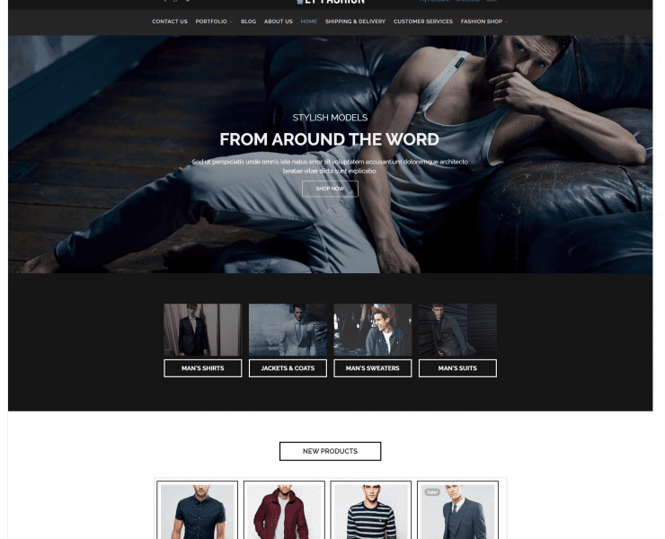 fashion wordpress themes 15