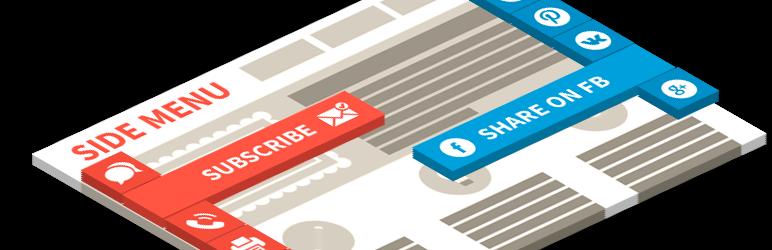 Side Menu Lite – add sticky fixed buttons