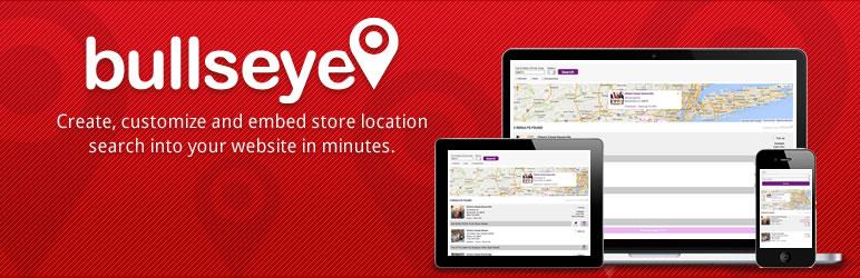 Bullseye Store Locator