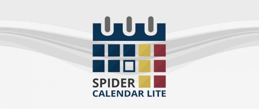Spider Calendar Lite