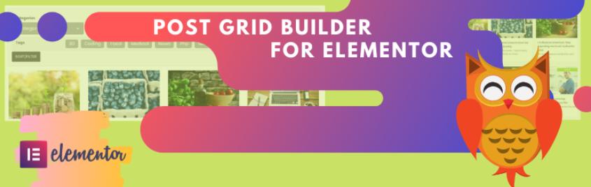 Post Grid Builder Addon for Elementor