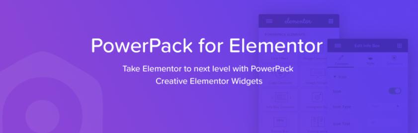 Elementor Addons – PowerPack Addons for Elementor