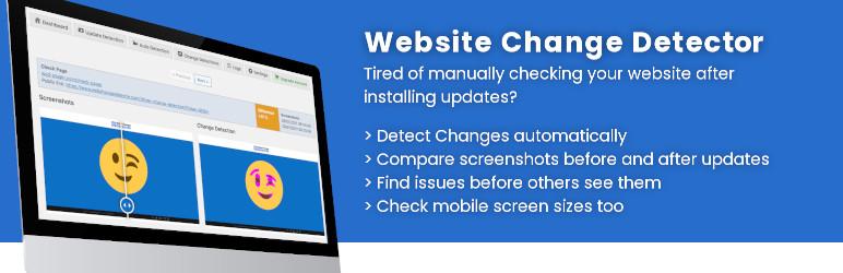 WebChangeDetector