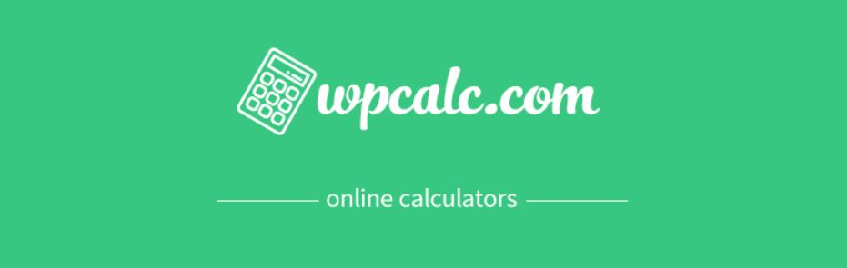 WPcalc