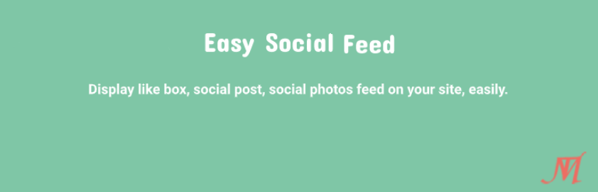 Easy Facebook Like Box, Custom Facebook Feed and Auto PopUp