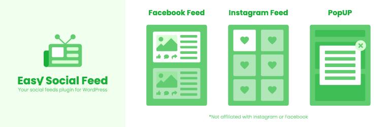 Easy Social Post Feed
