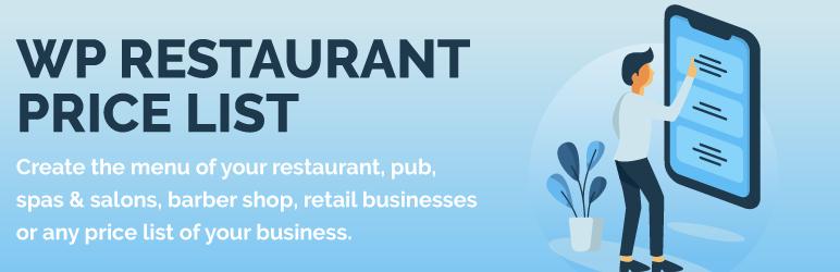 WP Restaurant Price List