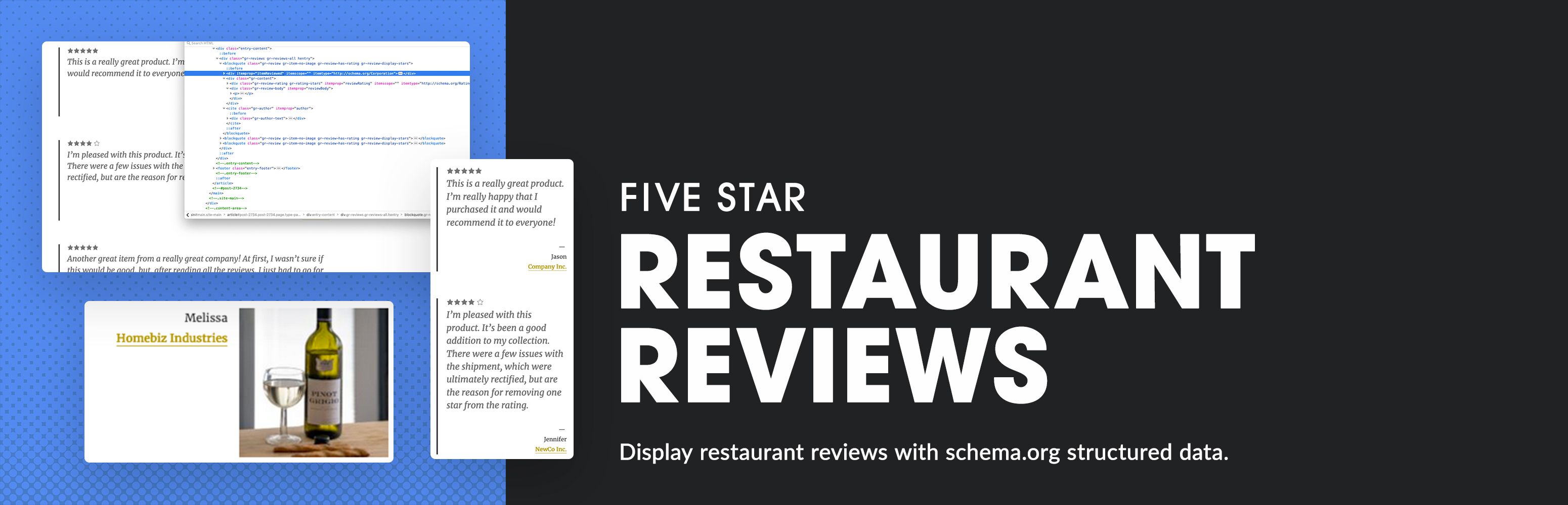 Five Star Restaurant Reviews