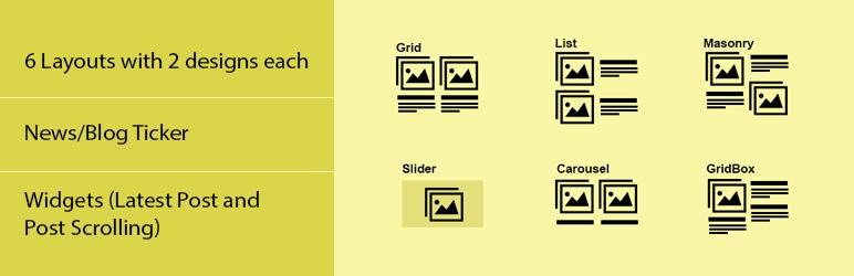 Blog Designer Pack