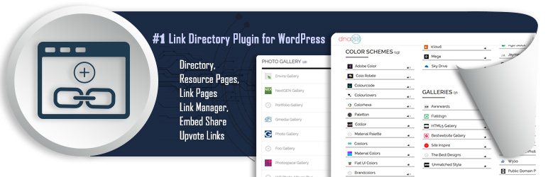 Simple Link Directory