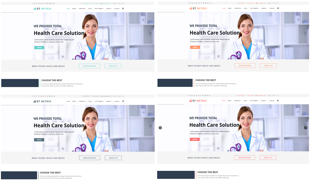 health care templates