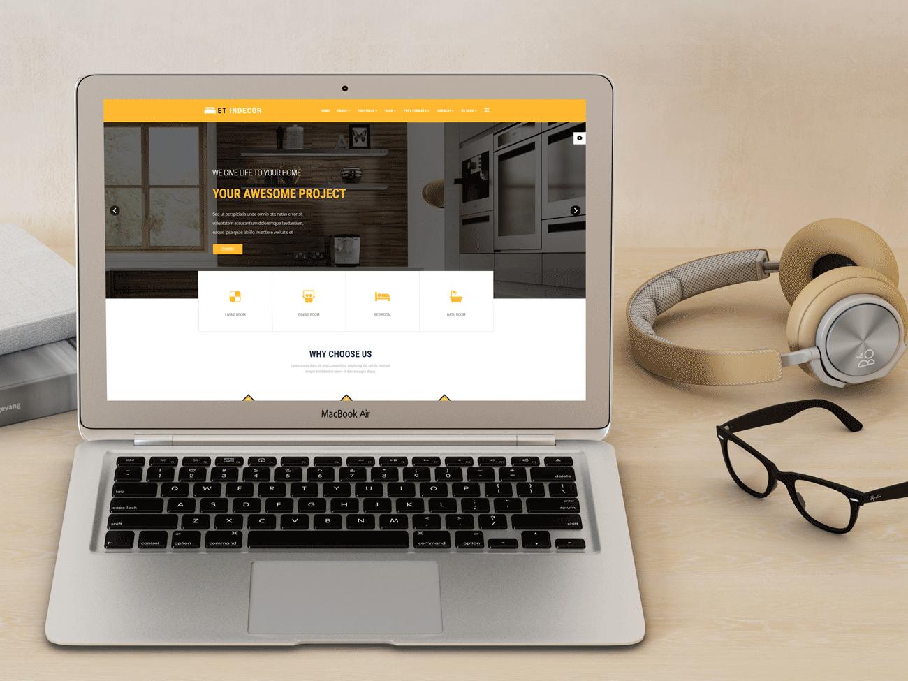 Tempcode | free joomla templates dd interior design 20.