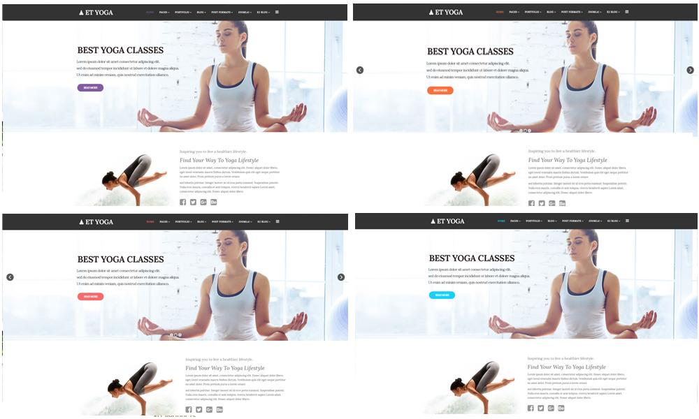 et-yoga-preset