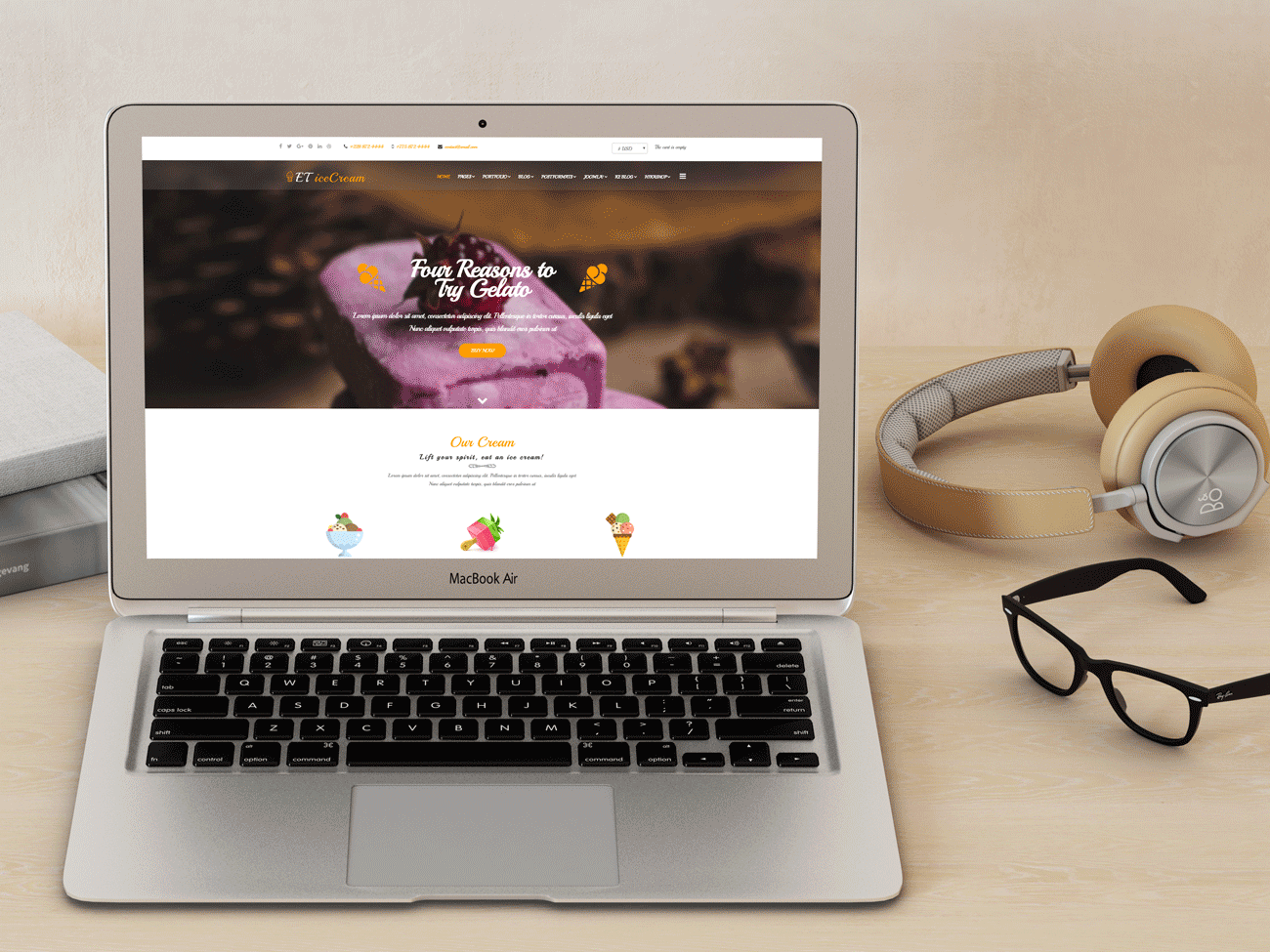 et-icecream-screenshot-free-responsive-joomla-template