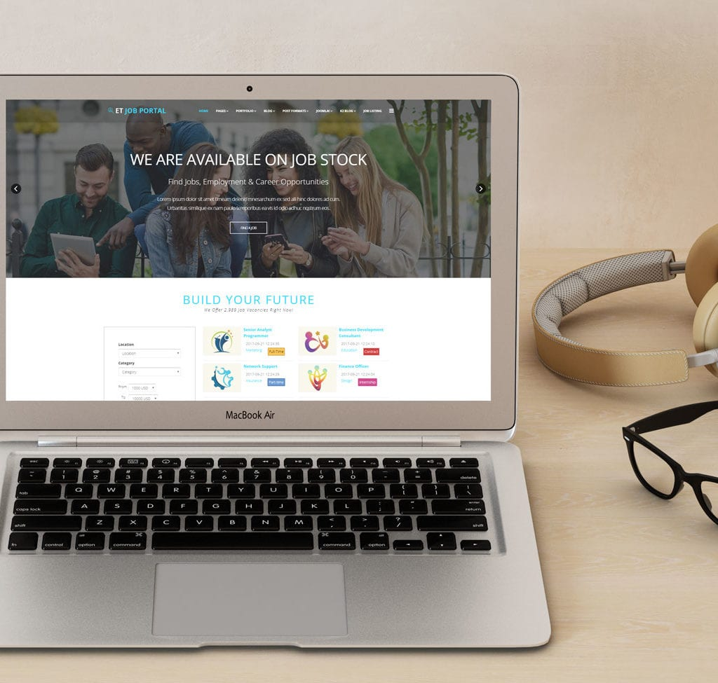 et-job-portal-free-responsive-joomla-template-screen