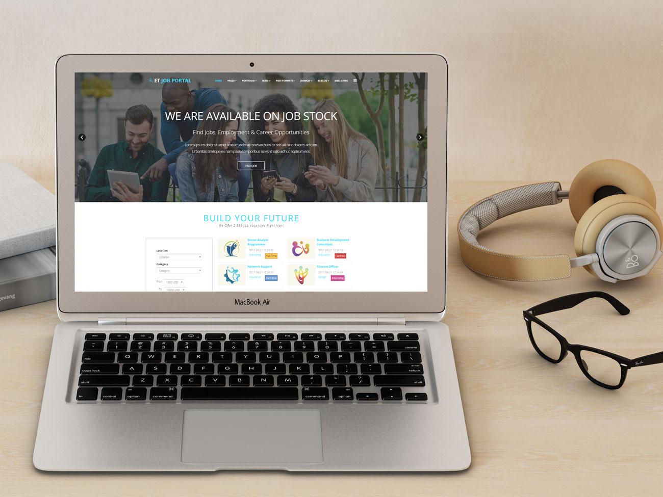 et-job-portal-free-responsive-joomla-template-screen