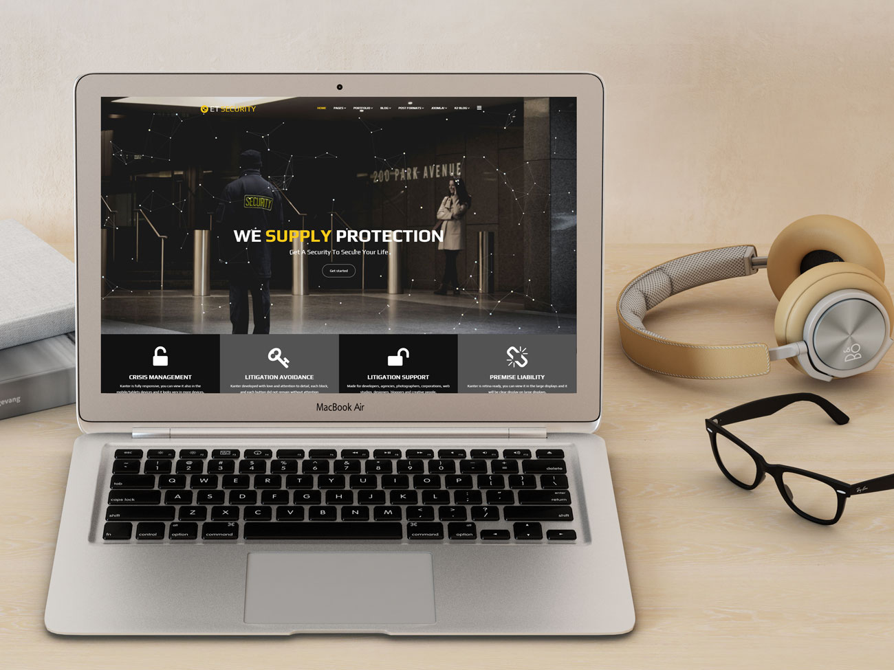 et-security-free-responsive-joomla-template-screen