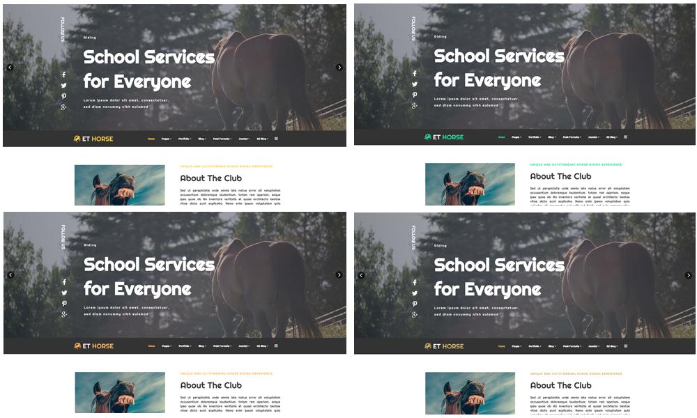 et-horse-free-responsive-joomla-template-preset