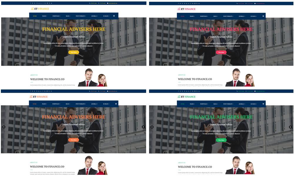 et-finance-free-responsive-joomla-template-preset
