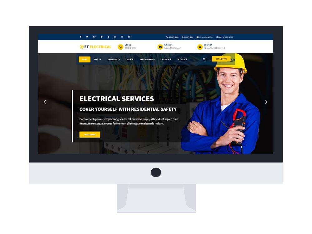 et-electrical-free-responsive-joomla-template-desktop